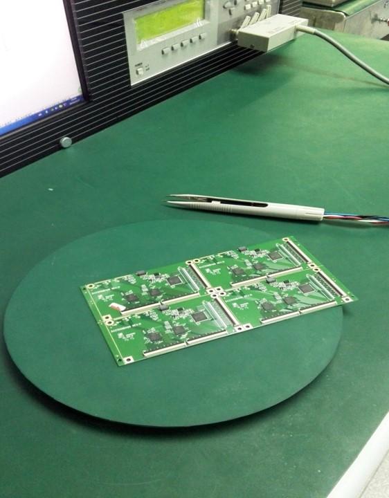 SMT首件检测仪测试转盘