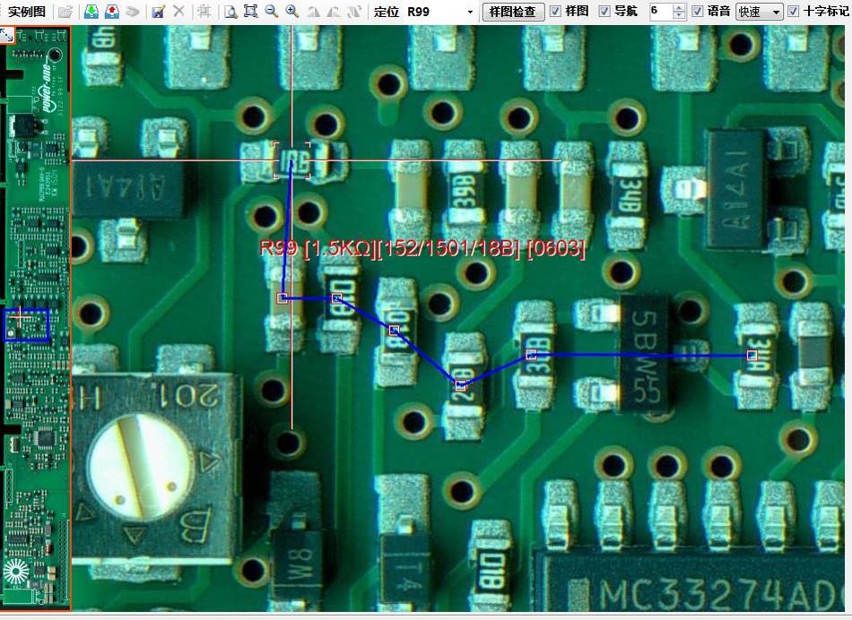 smt首件检测仪功能首件机检测路径